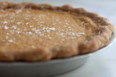Maple Buttermilk Pie