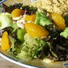 Betsy's Mandarin Orange Salad