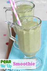 Pear Me Up Smoothie