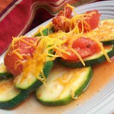 'Calabacitas Guisada' (Stewed Mexican Zucchini)