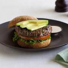 California Avocado Steakhouse Burger