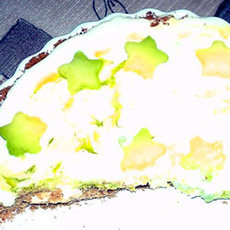 Cantaloupe Pie II