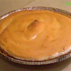 Cantaloupe Pie I