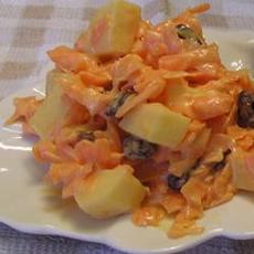 Carrot and Raisin Salad I