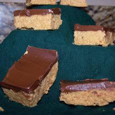 Chocolate Peanut Butter Bars IV