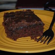 Chocolate Sheet Cake I