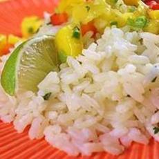 Cilantro-Lime Rice