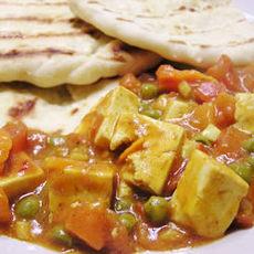 Coconut Tofu Keema