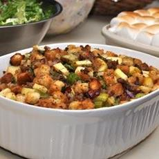 Cornbread Chipotle Chorizo Stuffing
