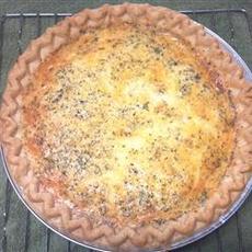 Donna's Cheesy Quiche