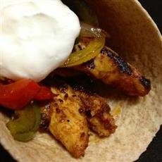 Easy Chicken Fajita Marinade