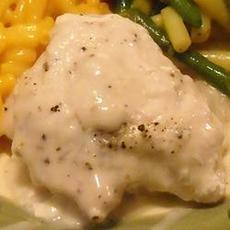 Easy Creamy Peppercorn Chicken