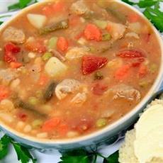 Easy Vegetable Soup II