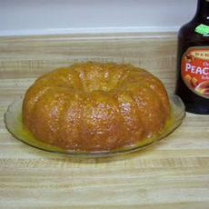 Fuzzy Navel Cake II