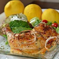 Lemon Chicken I