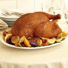 McCormick® Savory Herb Rub Roasted Turkey