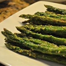 Oven-Roasted Asparagus