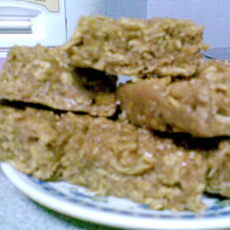 Peanut Butter Bars VI