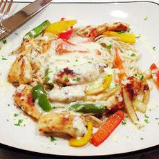 Restaurant-Style Chicken Scampi