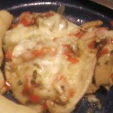 Smothered Pierogies