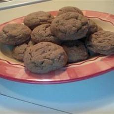 Soft Molasses Cookies V