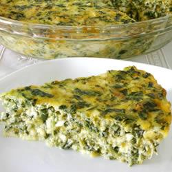 Spinach Quiche   Bottomless Bites