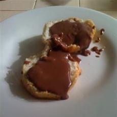 Southern-Style Chocolate Gravy