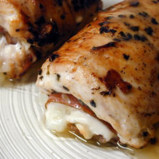 Stuffed Chicken Valentino