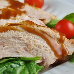 Turkey Breast with Gravy | Bottomless Bites