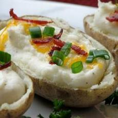 Ultimate Twice-Baked Potatoes