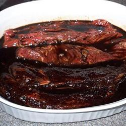 Wall's T-Bone Steak Marinade