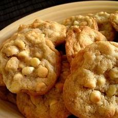 White Chocolate Macadamia Nut Cookies III