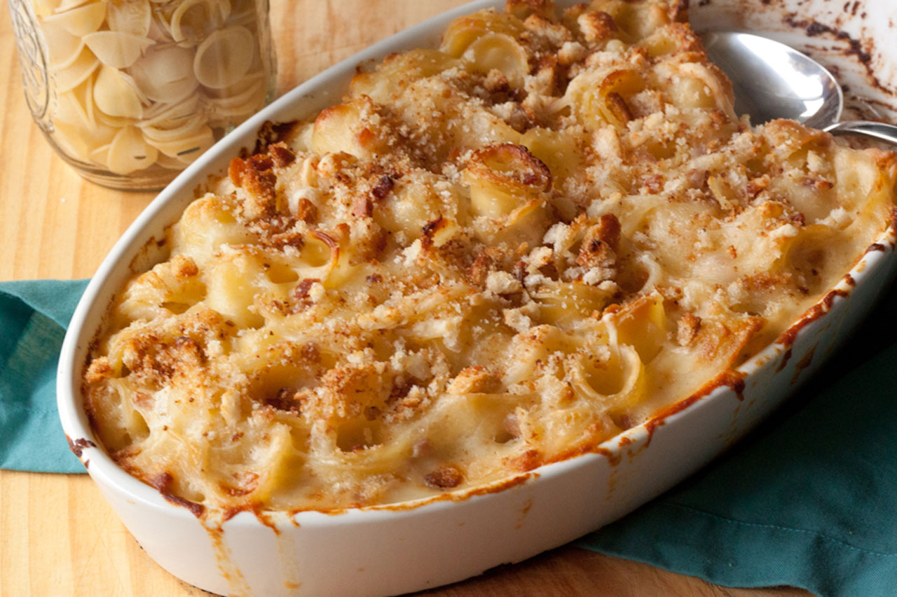 Creamy Macaroni and Cheese