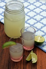 Basil Infused Limeade