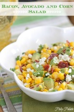 "Bacon, Avocado and Corn Salad by Gaby Dalkin's ""Absolutely Avocados"""