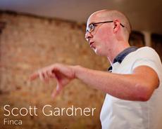 Scott Gardener's Smuggler's Solution Cocktail
