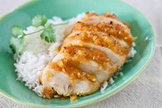Pineapple Chicken Teriyaki