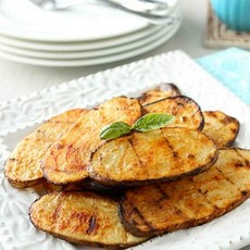Grilled Potatoes with Smoked Paprika Recipe, Plus Get Grillin' Side Dishes