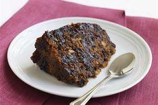 Mary Berry's Christmas pudding recipe