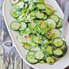 Sesame-Cucumber Salad