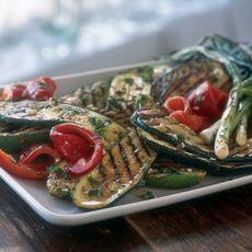 Grilled Vegetable Antipasto