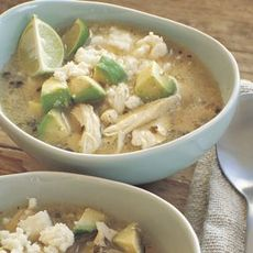 Mexican Lime Soup with Chicken (Mexican Oregano)