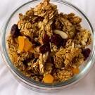 Fruit & Almond Granola Recipe