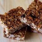 Crunchy, Good-for-You Granola Bars