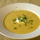Creamy Potato & Leek Soup