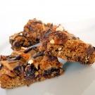 Chocolate Chip & Pretzel Cookie Bars