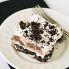 Oreo, Cream Cheese and Pudding Dessert