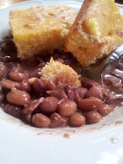 Stovetop Pinto Beans
