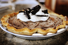French Silk Pie, Step-by-Step
