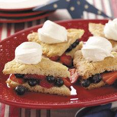 Berry Shortcake Recipe